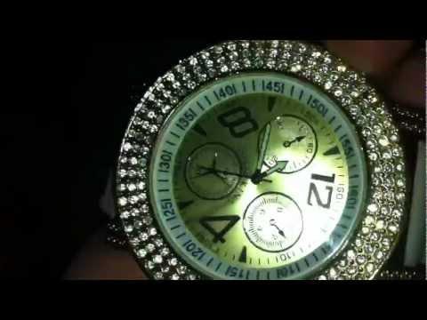 Bling Watch!! Techno King HQ