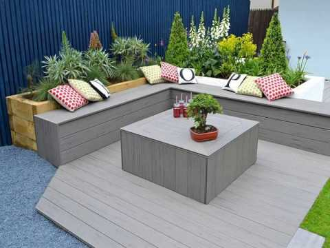 In Philippines Patio L Shaped Bench Plans