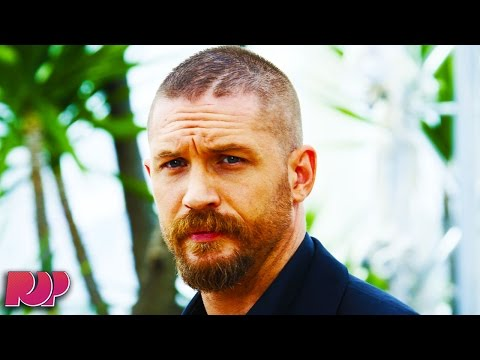 Tom Hardy Takes Down A Motorcycle Thief