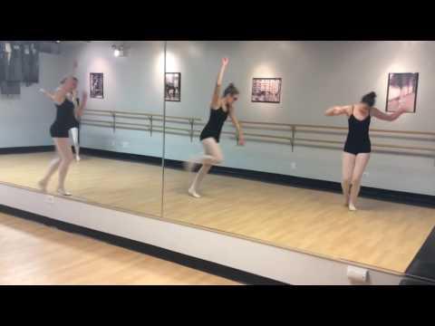 """""""Rock Ballet""""- Bohemian Rhapsody Reprise- Advanced Ballet, 3/9/17"""