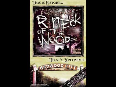 """""""HOLD ME DOWN"""" REDWOOD CITY ANTHEM V-BOY, KUWAN, AND KNIGHT TRAIN (R NECK OF THE WOODS)"""