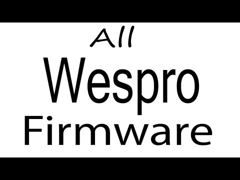 Download Wespro All Models Stock Rom Flash File & Tools (Firmware) For Update Wespro Android Device
