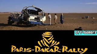 Paris-Dakar Rally - The Video Game
