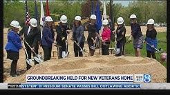 Veterans applaud construction of new GR home