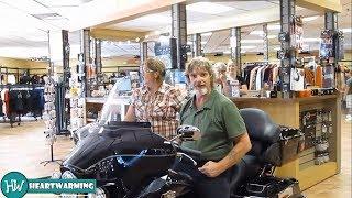 Motorcycle Surprise Compilation Part #1   Motorcycle Surprise Gift Compilation   Bike Surprise Gift