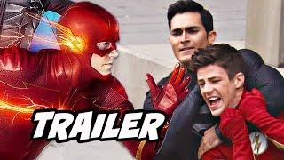The Flash Season 5 Episode 5 Trailer and Black Suit Superman Scene Explained