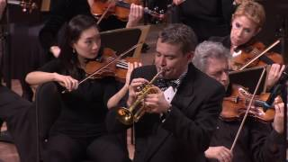 Ryan Anthony performs GABRIEL'S OBOE at CancerBlows 2015