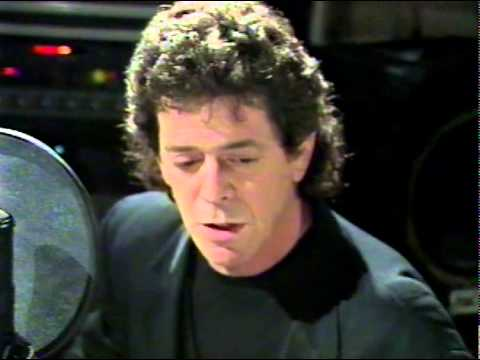 Lou Reed & Mike Rathke - Power and Glory +  [circa 1992]