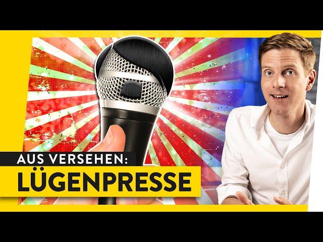 Lügenpresse: Sind die deutschen Medien noch zu retten?   WALULIS