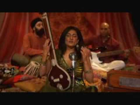 Kiran Ahluwalia canta: TERAY DARSAN