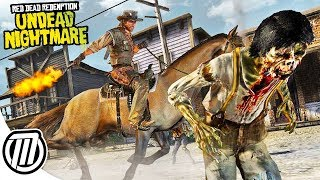 Red Dead Redemption UNDEAD NIGHTMARE Gameplay! (Zombie Mode!) thumbnail