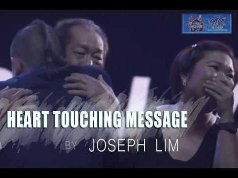Joseph Lim awarded as Diamond Global Ambassador  AIM Global 11 yrs anniv