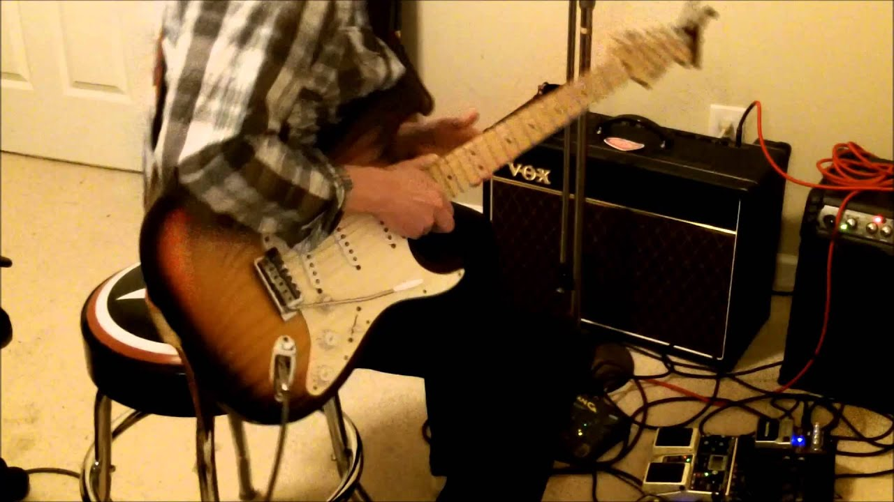 Ambient Guitar Song 4 Boomerang Live Looping Youtube