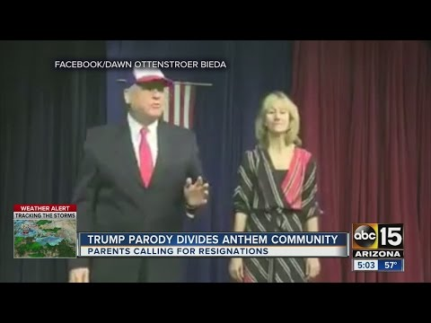 Boulder Creek High administrators' parody of Trump and Conway provokes strong reactions
