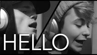 Download Adele -  Hello (Bars and Melody Cover) MP3 song and Music Video