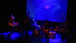Traveling At The speed Of Light - Joywave Live at Rough Trade Oct 20 2014