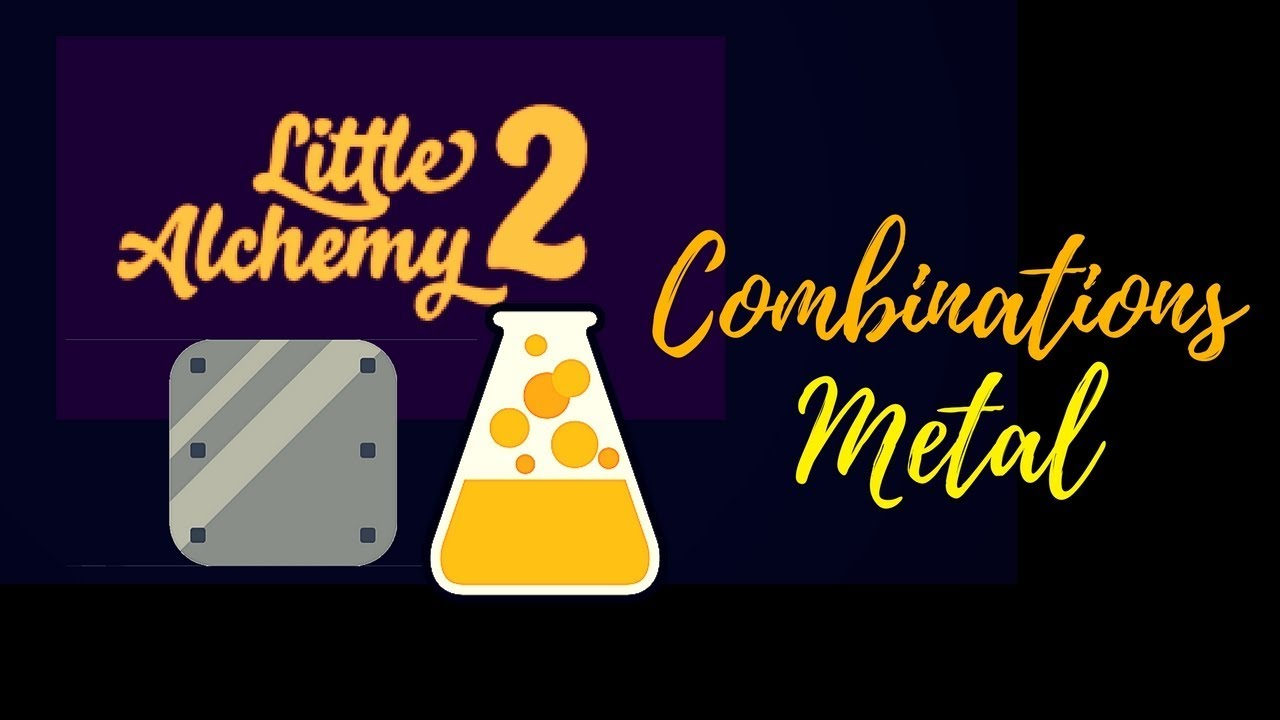Little alchemy how to make metal - Little Alchemy 2 Combinations How To Make Metal Cheats Hints