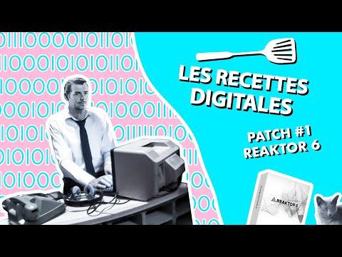 Les recettes digitales - Épisode #1