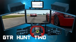 Project Cars 2: Ferrari F50 GT1 at Silverstone - GTR Hunt Two