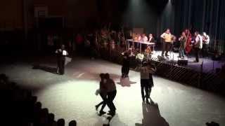 Finale masurka Landsfestivalen 2015 Lom