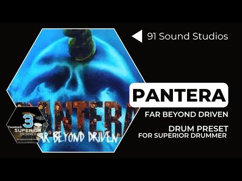 Superior Drummer 3 Metal -- Custom Texas Groove Preset