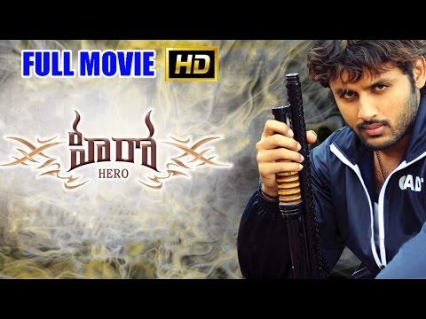 Hero Full Length Telugu Movie || Nitin, Bhavana, Ramya Krishna || Ganesh Videos - DVD Rip..
