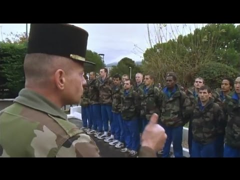 French Foreign Legion FIGHTING & TRAINING [English sub docum