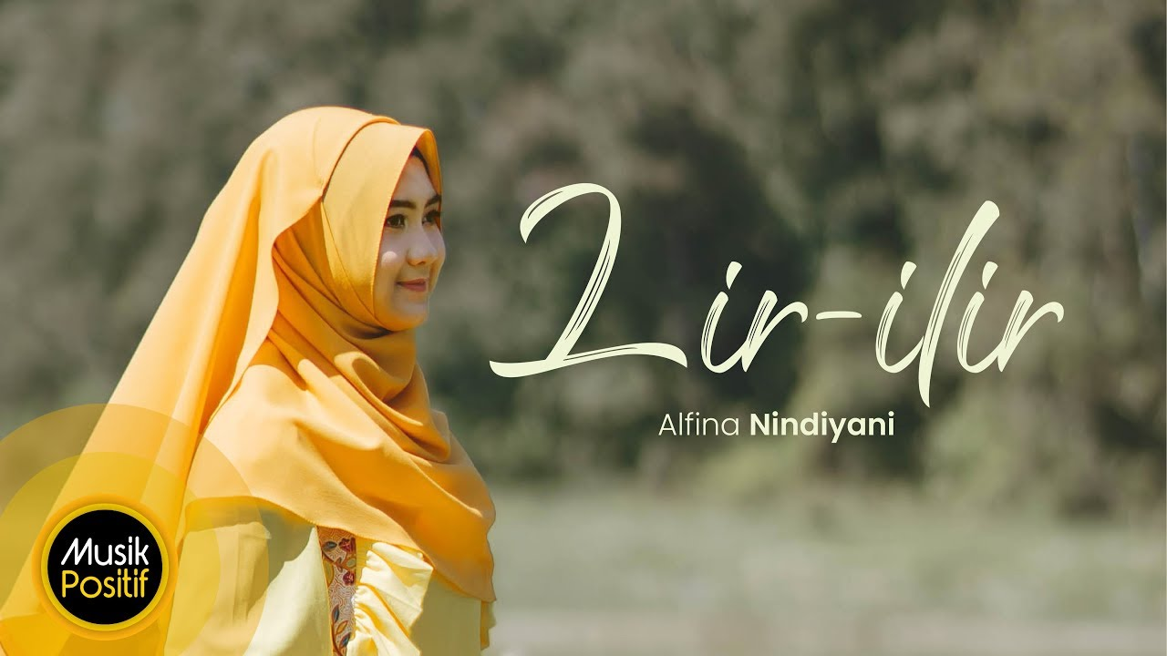 Alfina Nindiyani - Lir  Ilir (Cover Music Video)