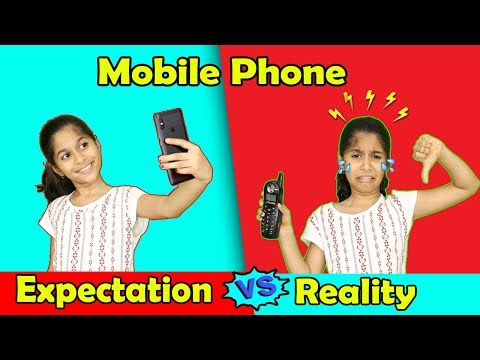 Mobile Phone Expectations Vs Reality | Funny Video