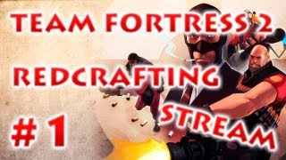 RedCrafting Stream Team Fortress 2