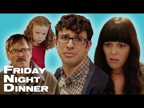 An Eventful Break-Up   Friday Night Dinner