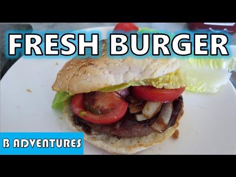 Asian Grocer & Burgers, Cooking Fresh, AU Vlog #10