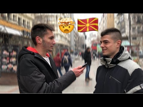 How DUMB are the Macedonians?