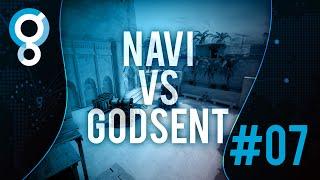 NAVi vs Godsent T analysis   GA CS:GO   FalleN   S01E07