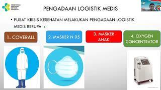 1.2 Memahami Kebutuhan Logistik Medis Saat Bencana Pandemi_dr Eko Medistrianto, M Epid