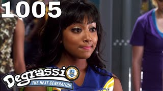 Degrassi: The Next Generation 1005 - 99 Problems, Pt. 1