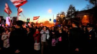 Бурановские бабушки в Серпухове.