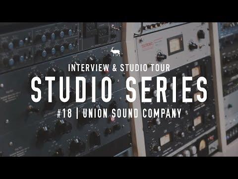 Studio Tour: Union Sound Company - OtherSongsMusic.com