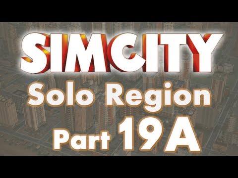 SimCity Solo Region Let's Play Part 19A - Revisiting Tourism