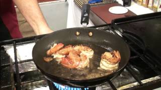 Two Minutes with Tommy - Local San Diego Spot Prawns