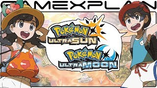 Is Pokémon Ultra Sun & Ultra Moon Different Enough? Review DISCUSSION Part 1 (No Spoilers!)