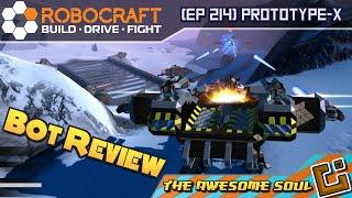 Robocraft (EP 214) Prototype X