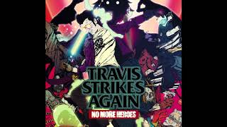 NMH3 LOGO STINGER - No More Heroes : Travis Strikes Again