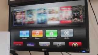 Que es y como funciona la Apple TV