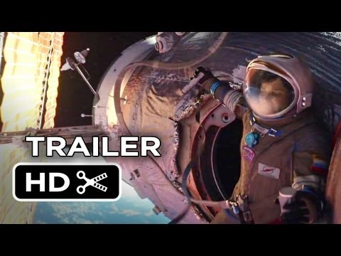 Gravity Official Main Trailer 2013 Sandra Bullock George Clooney Movie Hd Youtube