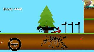 Stickman Destruction 2 (Only Mouse)