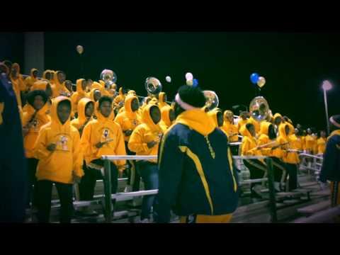 EE Smith High School Band Highlights 2016 - Senior & Middle School Night