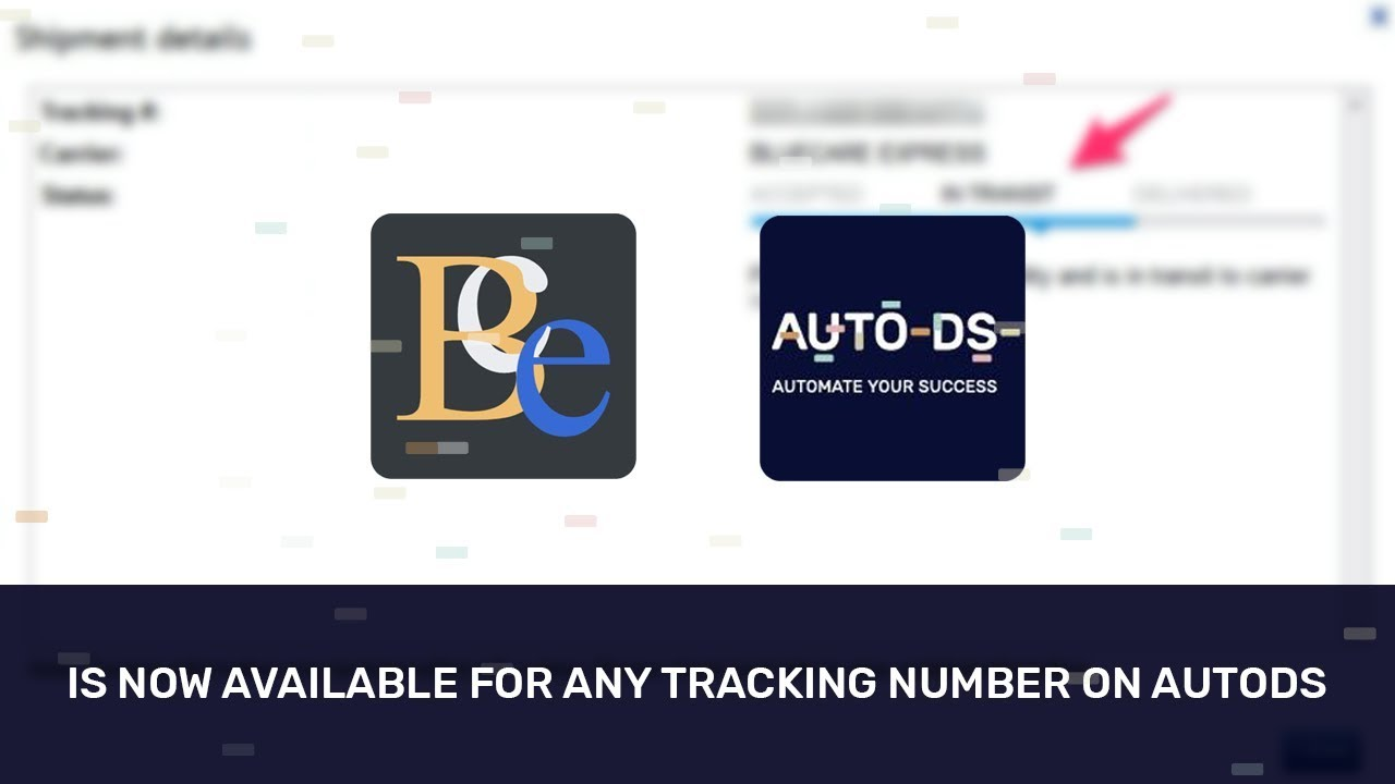 AutoDS | Dropshipping from Amazon to eBay? Hide All of Your Amazon Orders  Tracking Numbers on eBay