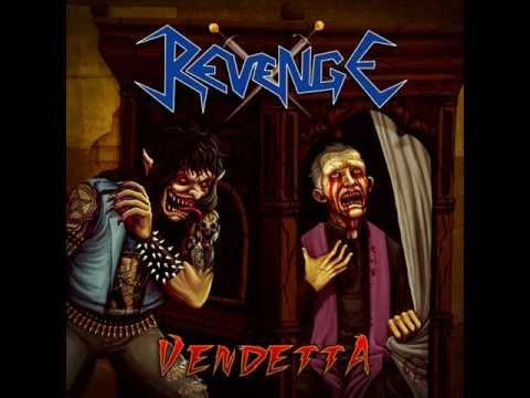 REVENGE - Wails From The Crypts