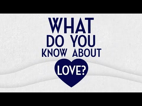 """""""What Do You Know About Love?"""" from FROZEN on Broadway (Official Lyric Video)"""